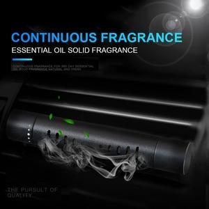 Image 4 - 新車空気清浄臭カースタイリング空気ベントパルファム空気清浄車の香水の装飾自動車の付属品車の香味