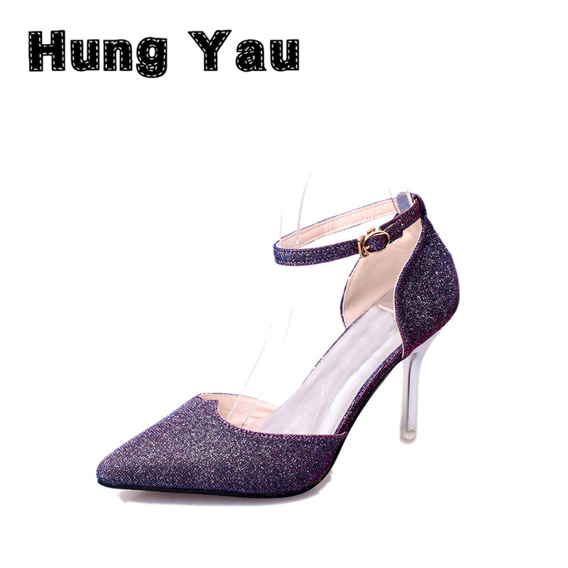 Wedding Pumps Sweet Lace Platform High-Heeled OL Pumps Shoes For Women High Heels Pointed Toe Thin Heel Red Bottom Plus Size 8 cicime women s heels thin heel spikes heels solid slip on wedding fashion leisure casual party dressing high heel platform pumps