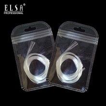 100 см гвоздь Fibernails акриловые наконечники волоконно-стекловолокно для наращивания ногтей шелковое наращивание Маникюрный Инструмент