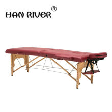 Folding massage table massage portable home fire needle moxibustion beauty bed physiotherapy(China)