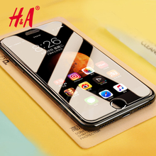 H&A Anti Shatter Protective Film Screen Protector For iphone 8 8 plus 7 Tempered Glass For iphone 7 7 plus 8 Plus Glass