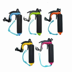 Monopod for Go Pro Accessories gopro stick tripod Mount for xiaomi yi gopro Hero 5 4 3+ 3 handheld self-timer rod diving float