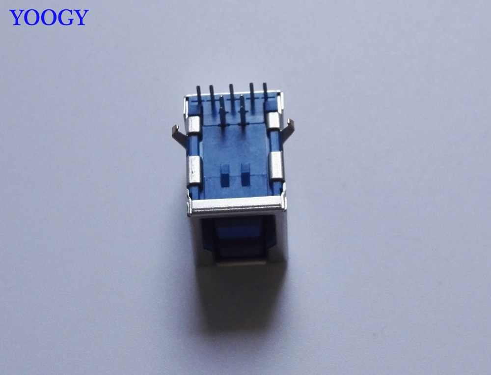 1pcs type-b usb female connector fit for printer motherboard