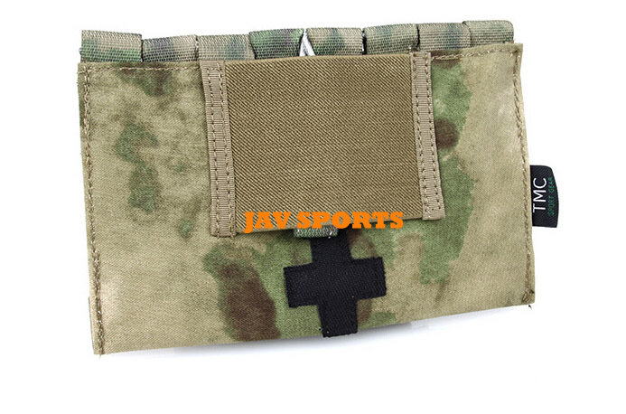 TMC 9022B Medical Kit Pouch Blowout Pouches In A-TACS FG Pouch+Free shipping(SKU12050436)