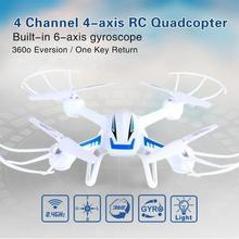 RC drone M72 M72R 2.4GHz 4CH 6Axis Gyro with HD Camera& LCD display RC Quadcopter Drone 360 degree Eversion One Key Return toys