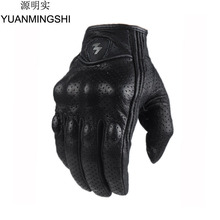 Professional Sport Motorcycle Gloves Men Protective Hands Full Finger Motor