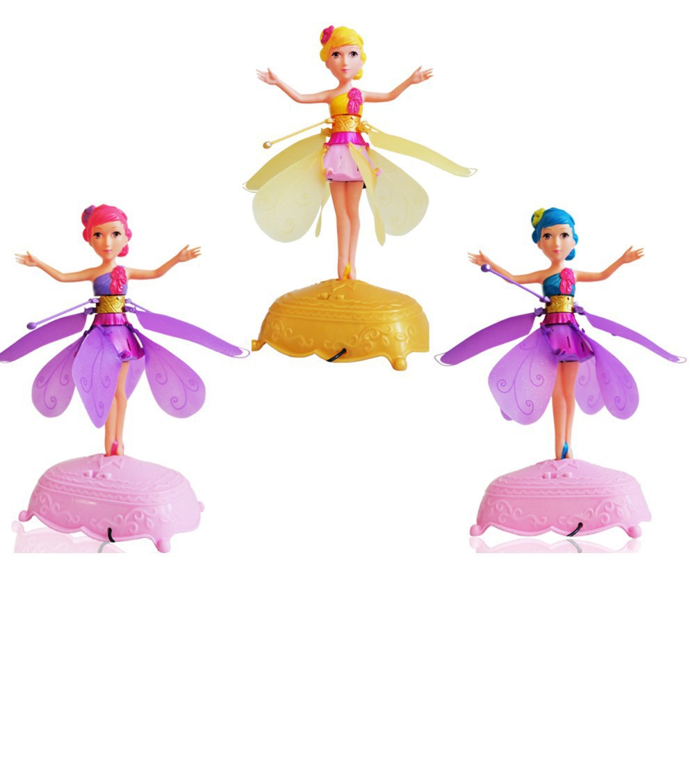 2014 new toy flitter fairies flutterbye flying fairy flying flower 2014 new toy flitter fairies flutterbye flying fairy flying flower fairy controlled infrared inductionfree shipping in dolls accessories from toys mightylinksfo