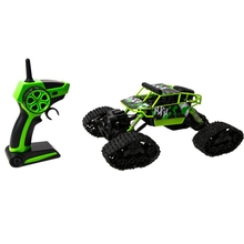 Remote Control Car, Rc Crawler Wheel Tracked Off-Road Vehicle Rtr Toy