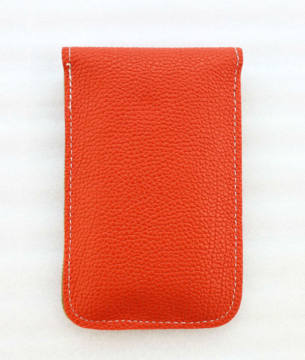 1PCS PU Leather Mobile Bag Cell Phone Case at various color  FREE SHIPPING