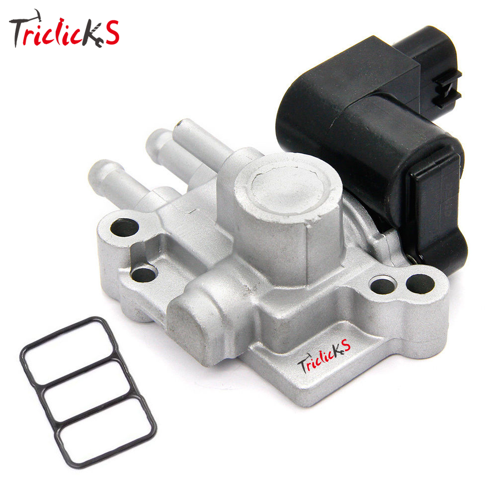 Triclicks OEM Idle Air Control Valve 36460-PAA-L21 36460PAAL21 36460 PAA L21 Genuine Valves For Honda Accord 1998 1999 2001 2002