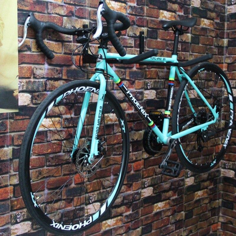 Support de support de vélo mural de Type Split support de support de vélo en acier crochet de stockage accessoires de vélo supports de support montés