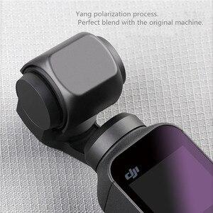 Image 5 - Cubierta de protección de lente a prueba de arañazos para dji Osmo pocket camera gimbla handheld accessories
