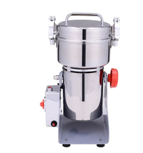 400g stainless steel chinese medicine grinder household electric gristmill small soda machine food grinding machine cheap Mills Food Mills Eco-Friendly Stocked Metal CE EU