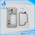 Black white replacement accessories full housing cover for samsung galaxy S5 mini G800 repair parts 10 pcs free shipping