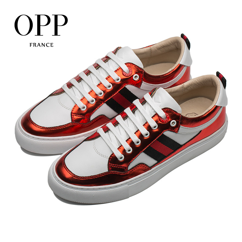 OPP Mens Shoes Breathable Lace Casual Shoes Mens Wild Comfortable Leisure Shoes Leather British Retro ShoesOPP Mens Shoes Breathable Lace Casual Shoes Mens Wild Comfortable Leisure Shoes Leather British Retro Shoes