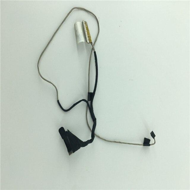 Кабель для ноутбука светодиодный ЖК-монитор LVDS кабель DDEX8ALC020 запасные части для ASUS Vivobook X200 X200CA X200MA