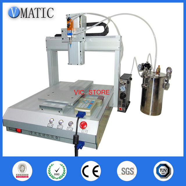 Quality Assured Automatic three-axis epoxy dispenser controller/ Automatic solder machine
