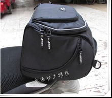 Free shipping motorcycle tail bag  back seat edging rain tail bags / Knight bag / helmet bag
