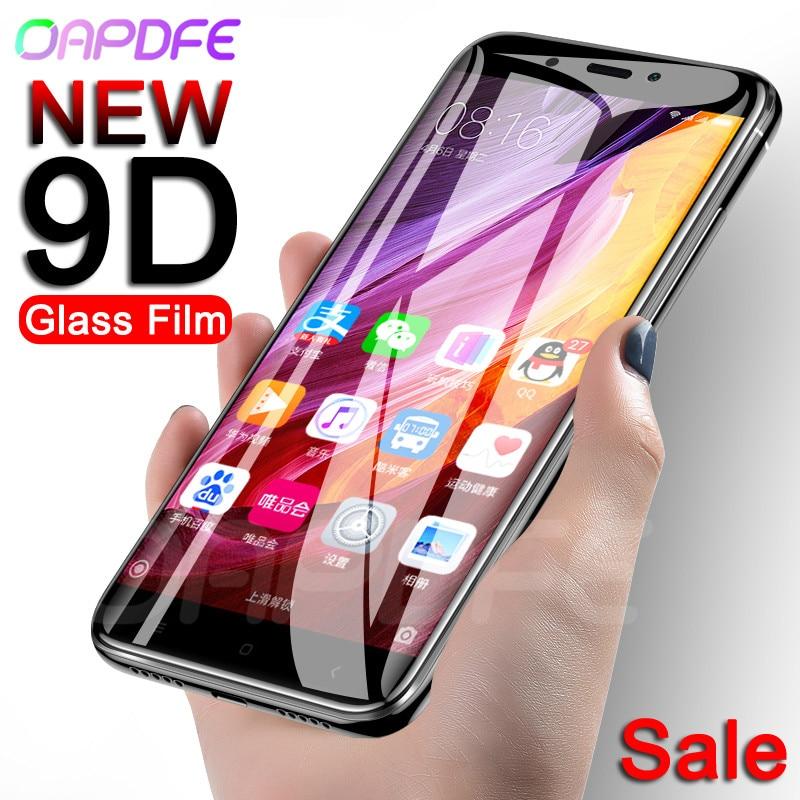 Защитное стекло для Xiaomi Redmi Note 4 4X5 5A Pro Redmi 5 Plus S2 4X 5A закаленное защитное стекло для экрана-in Защитные стёкла и плёнки from Мобильные телефоны и телекоммуникации