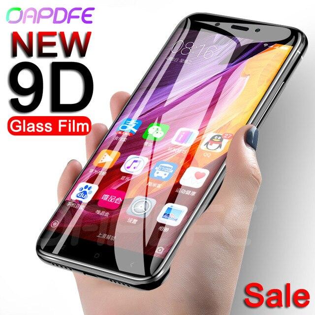 מגן זכוכית סרט על לxiaomi Redmi הערה 4 4X5 5A פרו Redmi 5 בתוספת S2 4X 5A מזג מגן מסך זכוכית מקרה