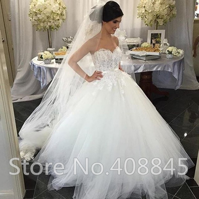 big wedding dresses tumblr - photo #14