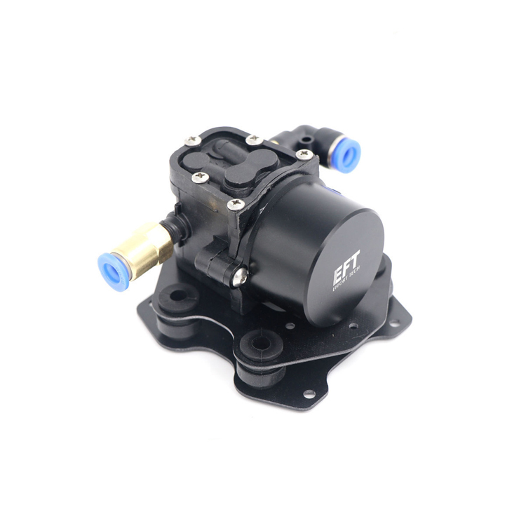 Quick Release Brushless Water Pump for Agricultural Plant Protection Drone Spraying Micro Pressure Recirculation Diaphragm Pump 3 inch gasoline water pump wp30 landscaped garden section 168f gx160 agricultural pumps