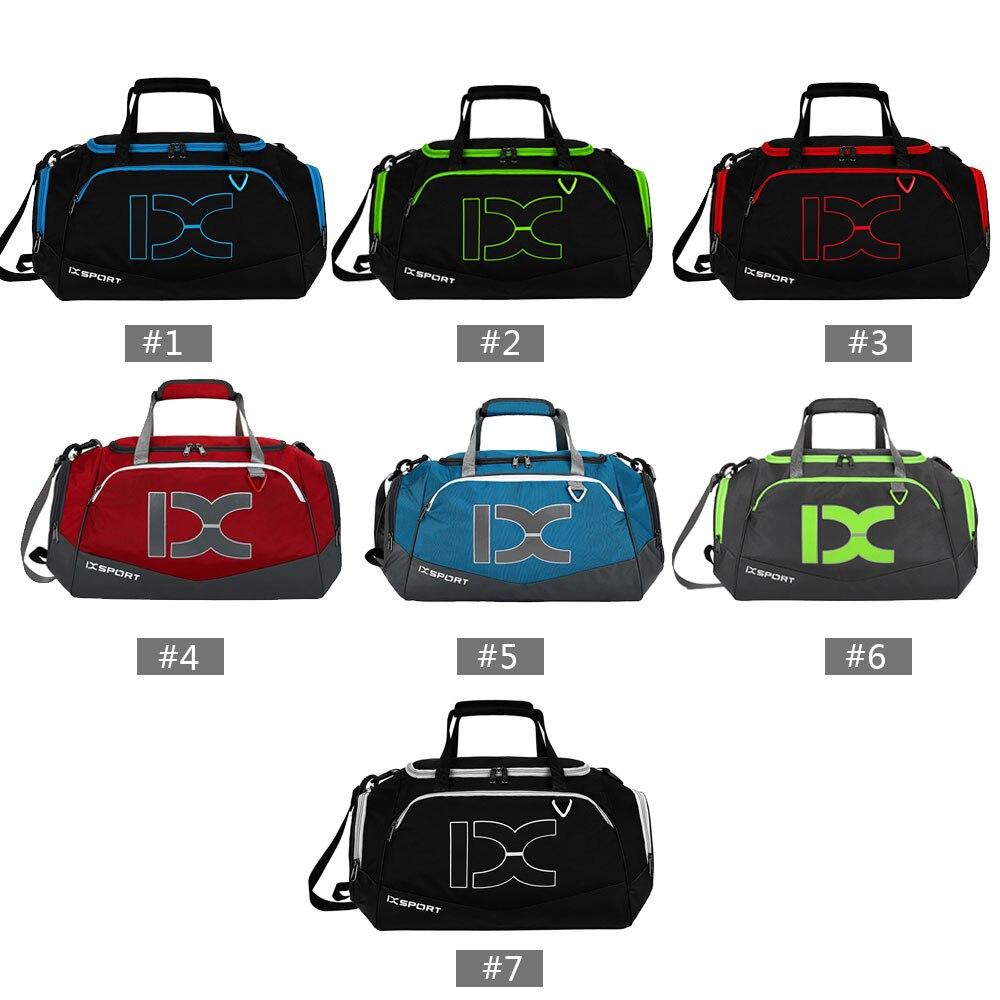 ★  Спортивная спортивная сумка для мужчин и женщин с большой вместимостью для дорожного багажа Сумки дл ★