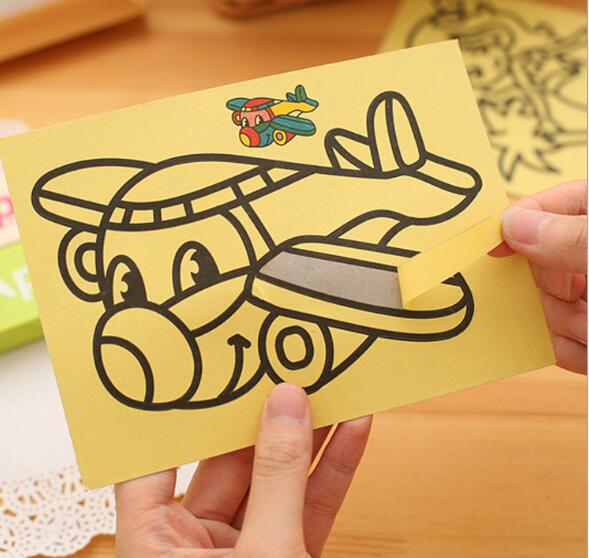 5pcslot-Children-Kids-Drawing-Toys-Sand-Painting-Pictures-Kid-DIY-Crafts-Education-Toy-1