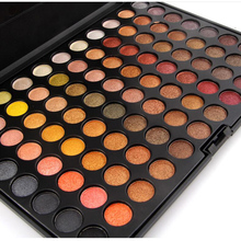 Professional Make up Smoky 88 Colors Eye Shadow Shimmer Matte Eyeshadow Pallete Powder Maquiagem Completa Makeup