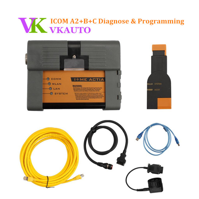 New ICOM A2+B+C Diagnostic and Programming Tool Without Software Free Shipping
