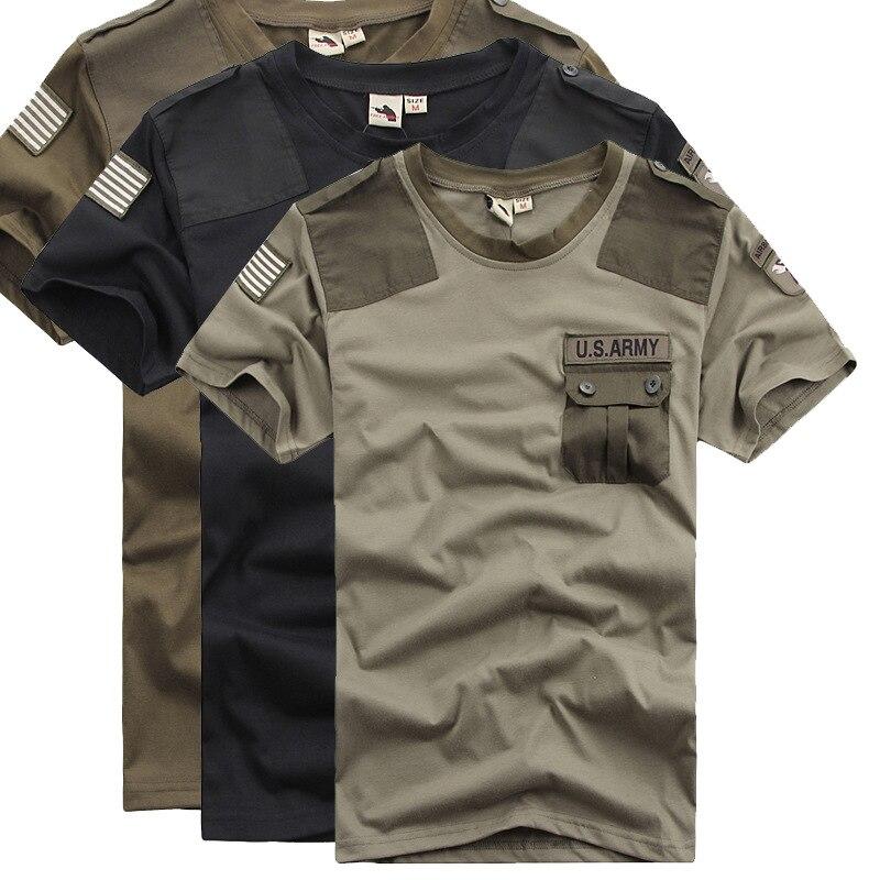 Mens Military Outdoor God Will Judge 100/% Cotton Black T-shirt Tshirt