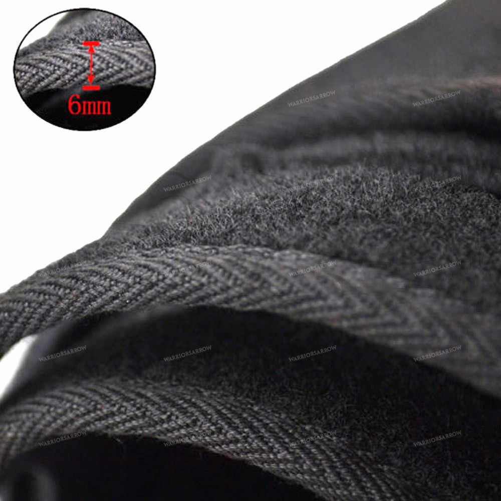 WarriorsArrow Black Dashmat Pad Dashboard Sun Shade Cover Carpet Dash Board LHD For Kia Sportage 3rd Generation 2011-2015