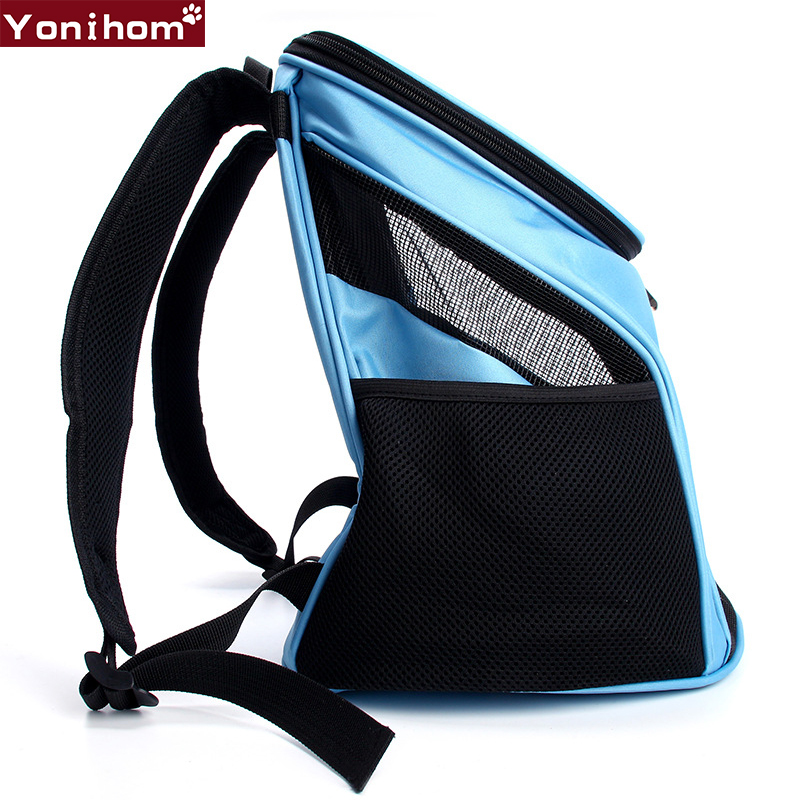 Pet Carrier Fashion Breathable Bag For Dogs Travel Carrying Cat Dog Puppy Comfort Travel Outdoor Shoulder Backpack Portable #3
