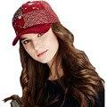 Kenmont Autumn Spring Women's Baseball Cap Cotton Printed Snapback Ladies Outdoor Sports Hat  Adjustable 2434