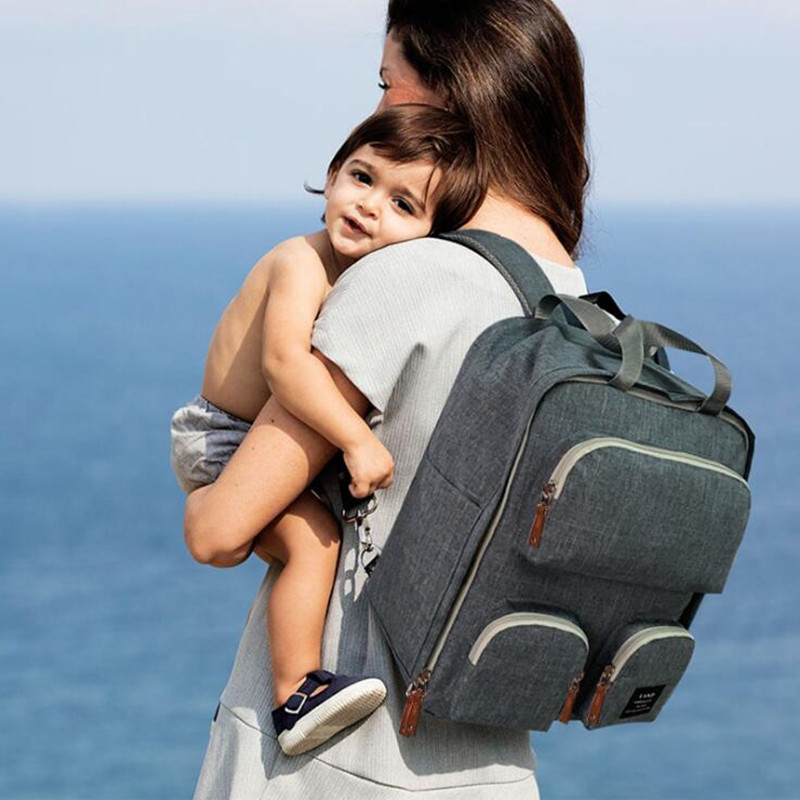 2017 SUMMER Travel Fashion baby bag Multifunction Mummy Bag for stroller Large baby diaper bags Nappy Bags Baby diaper Backpack 2018 fashion hot sale baby kid diaper bags backpack waterproof diaper bag messenger bags with zipper beautiful mummy bag kl77144