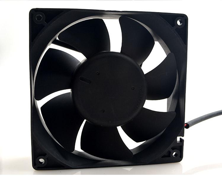 New original AFB1224VHE 24V 0.57A 12cm 12038 2-wire inverter cooling fan