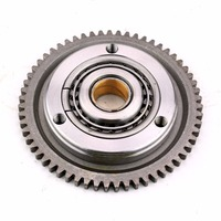 Clutch 172 Startup Disk Water Cooled CF250 CH250 Engine Starter Gear ATV Scooter Part Repair QDP