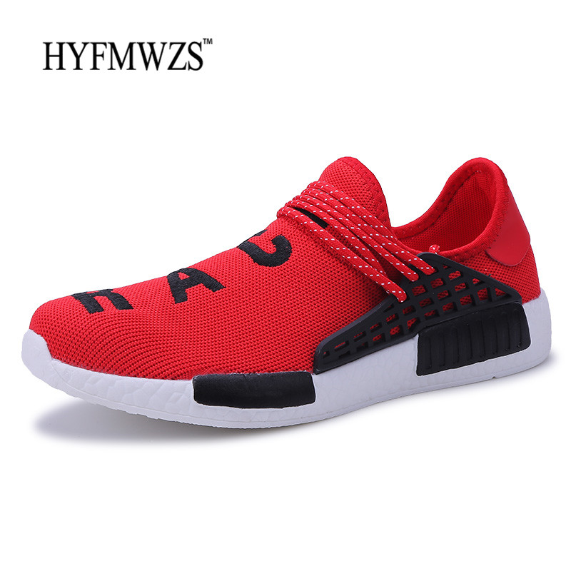 HYFMWZS Plus Size 39-47 Soft And Breathable Running Shoes For Men Sport Shoes Men Sneakers Light Weight Zapatillas Hombre 2018HYFMWZS Plus Size 39-47 Soft And Breathable Running Shoes For Men Sport Shoes Men Sneakers Light Weight Zapatillas Hombre 2018