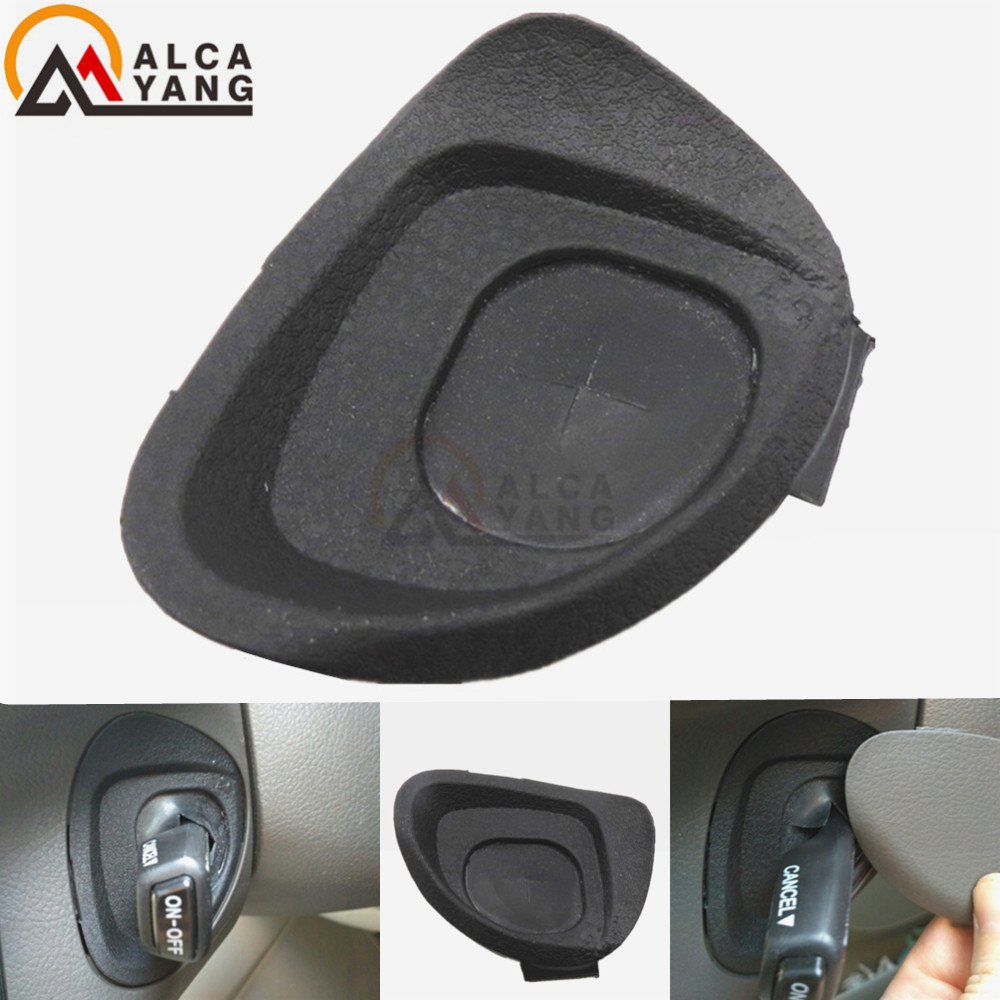 Rattedæksel Under 45186-06210-C0 Cruise Control Switch Cover 45186-02080-E0 til Toyota Camry Highlander
