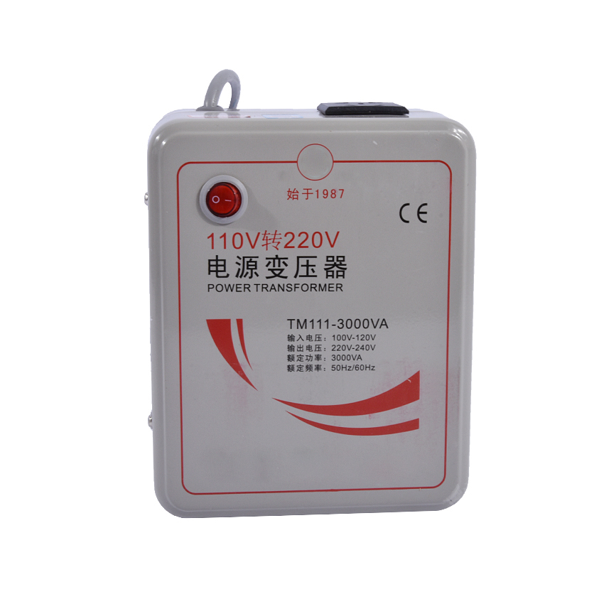 1PC 3000W transformer 110V to 220V(or 220V to 110V) voltage converter transformer 1pcs lot sh b17 50w 220v to 110v 110v to 220v