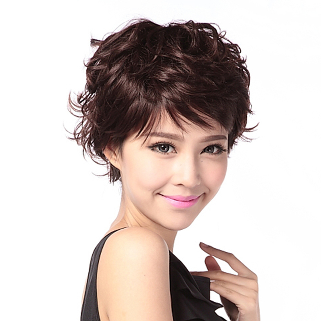 Y Short Haircuts That Add Volume
