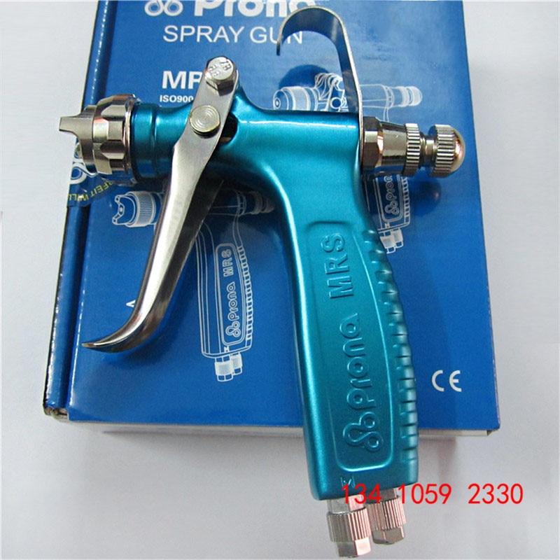 Ruční stříkací pistole Prona MRS-F, vzor ventilátoru, pistole - Elektrické nářadí - Fotografie 6