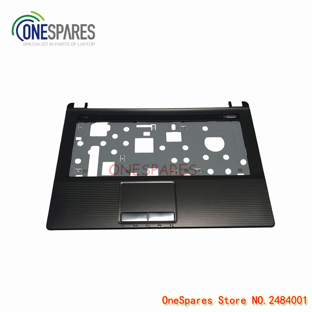 New Original Laptop LCD Palmrest Touchpad Upper Case Cover with Rest For ASUS K43 K43E K43S Series C Shell AP0K2000310 Brown