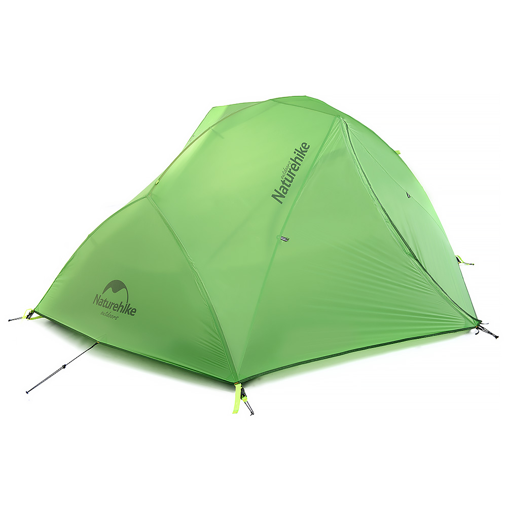 Naturehike-NH ultralight double tents, waterproof outdoor hiking camping tent Four Seasons