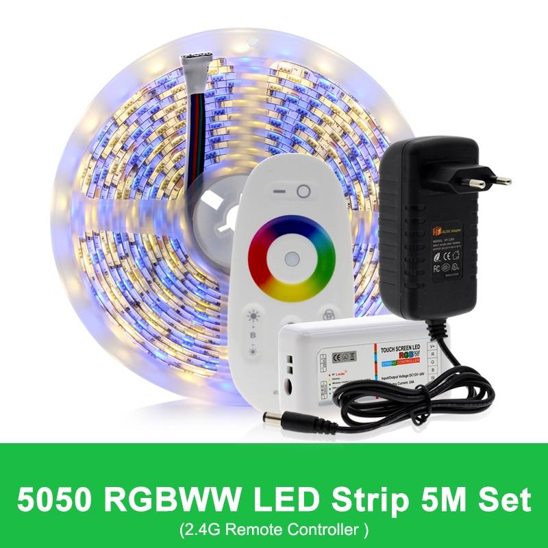 RGBWW 2.4G Touch
