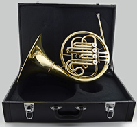 Professional 4 key Brass bB key French Horn Musical Instruments