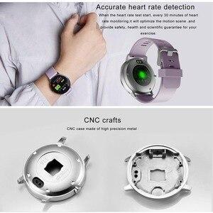 Image 4 - Greentiger V11 ساعة ذكية النشاط جهاز تعقب للياقة البدنية الرياضة Smartwatch IP67 للماء مراقب معدل ضربات القلب الرجال النساء VS DT78 L11 F8