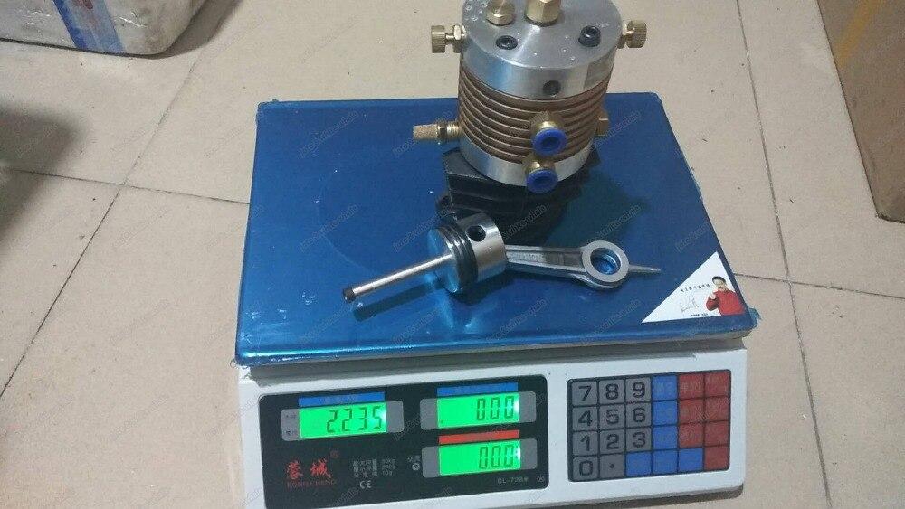 4500PSI 300 бар pcp насос воздушный компрессор 110 В 220 в высокого давления Электрический компрессор головка для заполнения газа