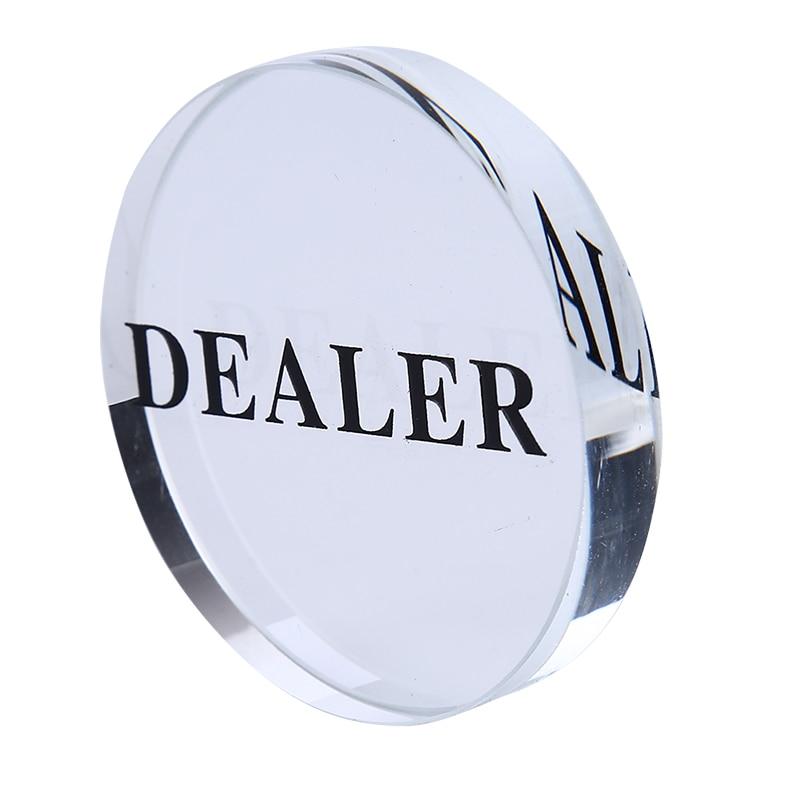 Poker Dealer Button