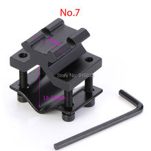 2016 New Wholesale Free Shipping Scope Mount Rail with Best Quality For Hunting Accessories
